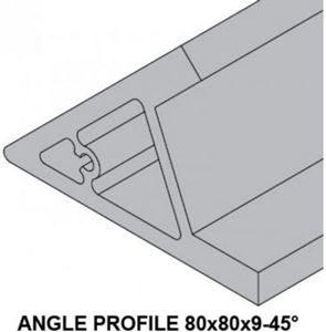 ANGLE PROFILE 80X80X9 (1.31.8080.09)