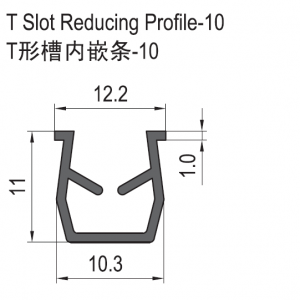 T SLOT REDUCING PROFILE 6.11.10