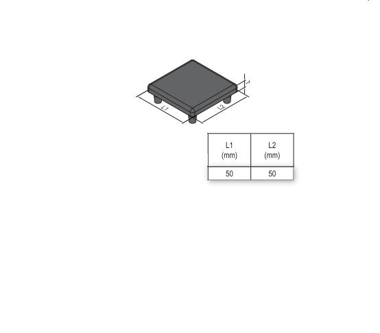 END CAP PG50 (4.11.50.5050)