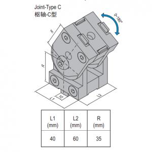 JOINT-TYPE C-4060 (8.31.4060C)