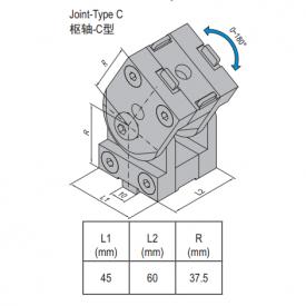 JOINT-TYPE C-4560 (8.31.4560C)