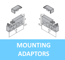 Mounting Adaptor for Roller [8.51.x...]
