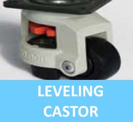 Leveling Castor [5.62.x...]