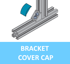 Bracket Cover Cap