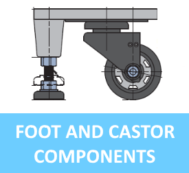 Foot And Castor Components [5.61.x...]