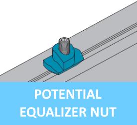 Potential Equaliser Nut