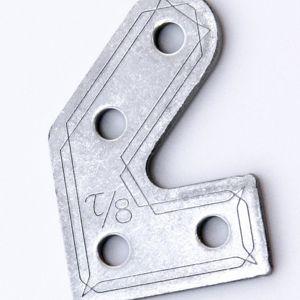 45 degree bracket for 10×10