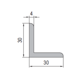 Modular Assembly Angle Profile