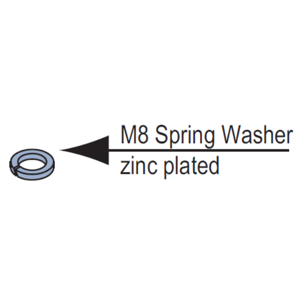 Modular Assembly Spring Washer