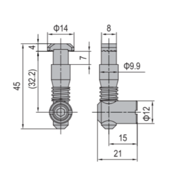 Modular Assembly Anchor Connector