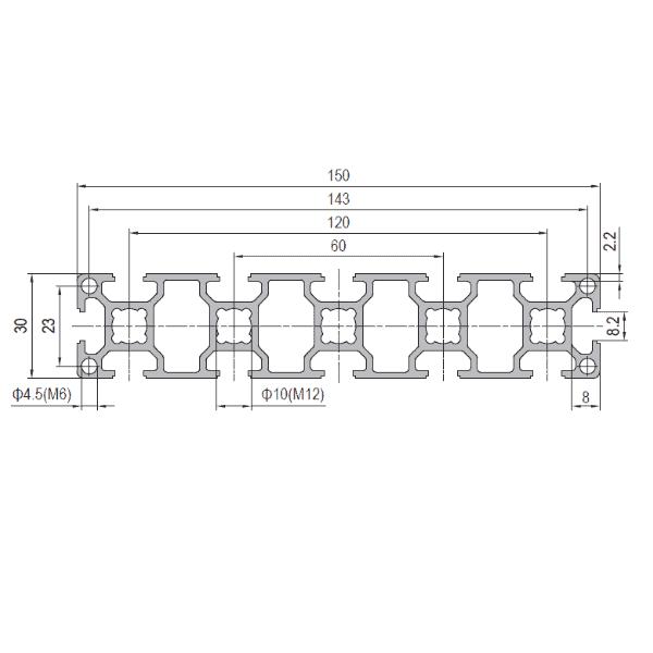 Strut Profile - Modular Assembly Technology SA