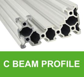 C Beam Profile
